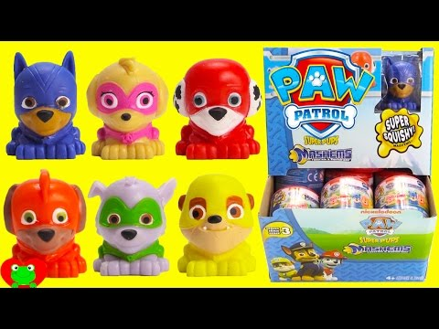 Paw Patrol Mashems Series 3 Super Pups