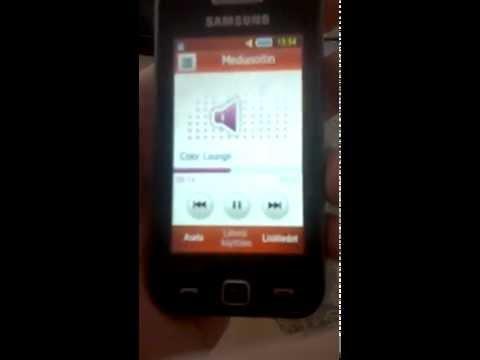 Original ringtones Samsung 2010 (GT-S5230)