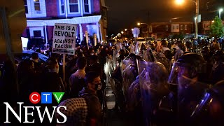 Protests continue over the death of Walter Wallace Jr.
