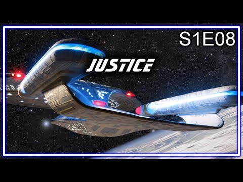 Star Trek The Next Generation Ruminations S1E08: Justice