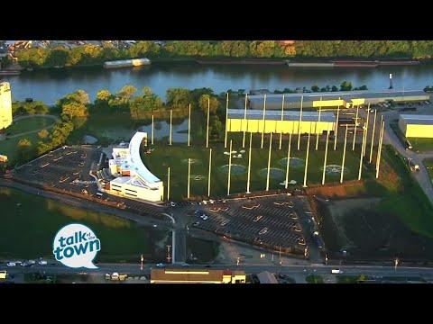 Topgolf Nashville Sports and Entertainment Venue