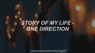 Download Mp3 one direction story of my life lyrics