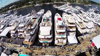 NISI Yachts at the 2014 Fort Lauderdale Boat Show