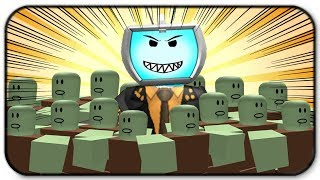 This Is One Awesome Zombie Tycoon - Roblox Infection Inc