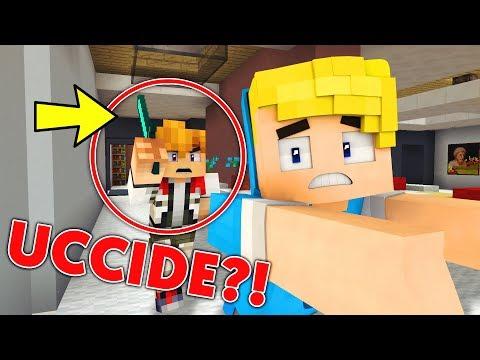 SHARK VUOLE UCCIDERMI! - CraftUniversity Minecraft ITA (roleplay)
