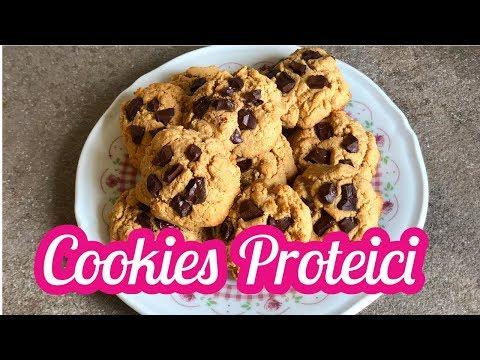 biscotti-proteici- -ricetta-sana,-fit,faccile-e-veloce! -sarawendie