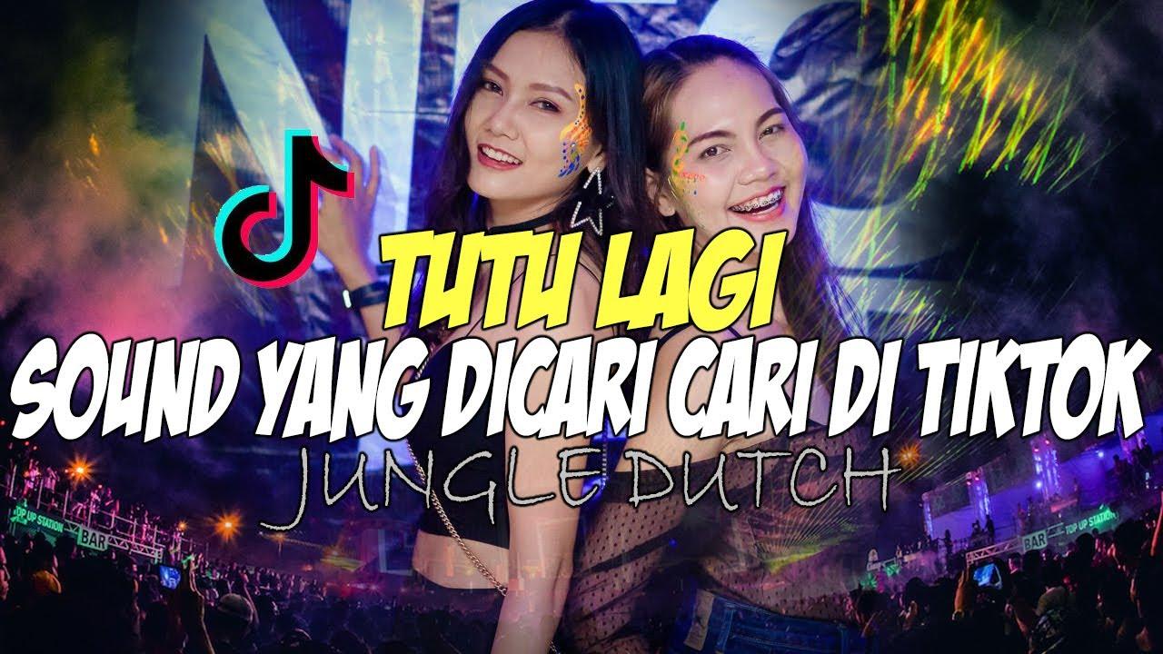 Download DJ TUTU SLOWMO JEDAG JEDUG VIRAL TIK TOK !! NEW JUNGLE DUTCH TERBARU FULL BASS 2021