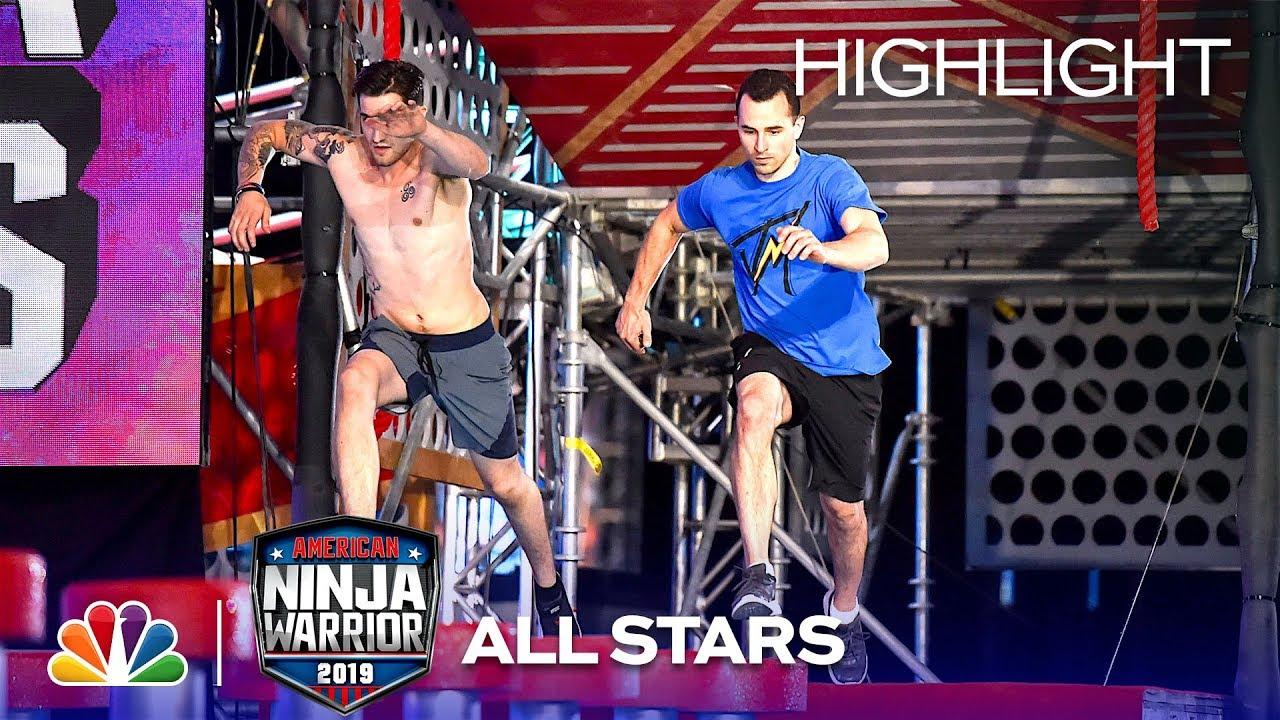 Ninja warrior 2019