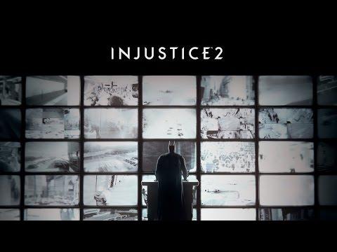 TRAILER INJUSTICE 2 - Limites são redefinidos