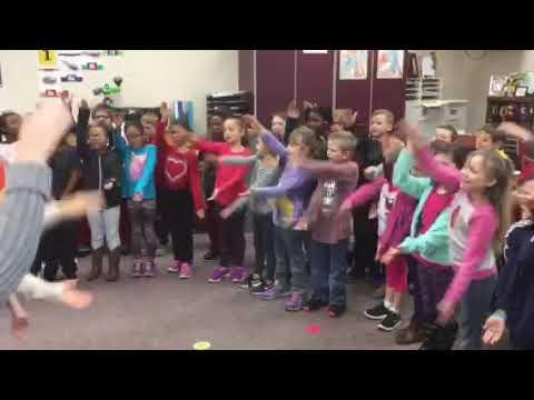 Atchison Elementary School Baby Shark Challenge