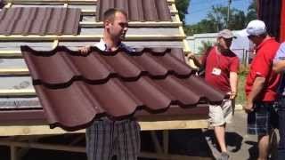 видео Андалузия металлочерепица фото: цена
