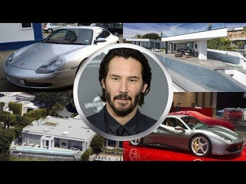 KEANU REEVES  ● Biography ● House ● Cars ● Family ●  Net worth ● Pets ●