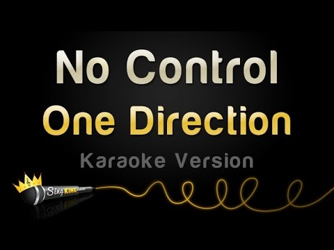 One Direction - No Control (Karaoke Version)