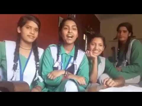 #Pahari_Mashup #school_girls Viral-pahari