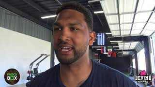 DOMINIC BREAZEALE SAYS DEONTAY WILDER $50M OFFER IS HIM TALKING TOO MUCH & GETTING NOTHING DONE