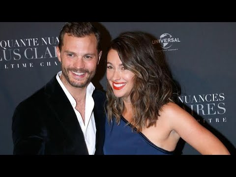 Jamie Dornan & Amelia Warner  Are They Happy Together The Answer May Surprise You