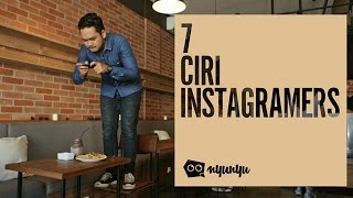 7 Ciri Instagramers