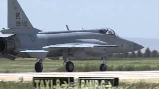 PAF JF-17 Thunder at Airshow Turkey 2011