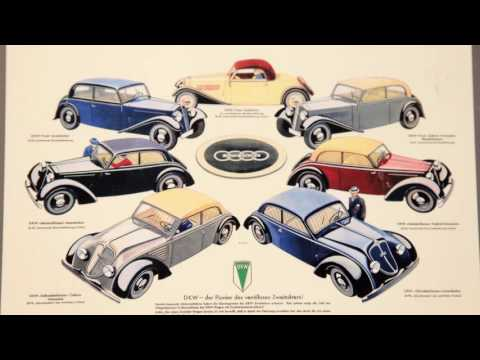 August Horch Museum Zwickau (Offizielles Video)