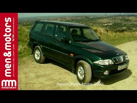 Daewoo Musso Review (2000)