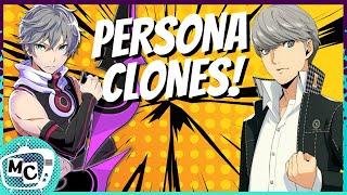 Persona Clone Games