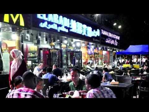 Yiwu Nightlife, China