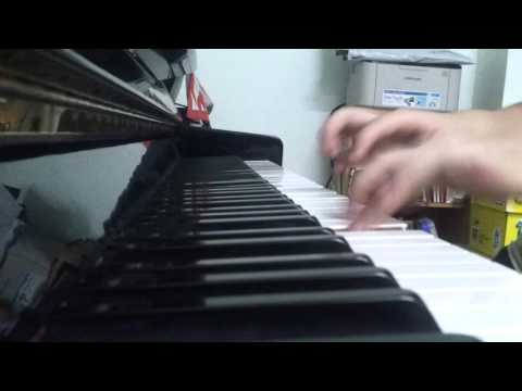 Through All Of It-Colton Dixon (Piano Cover)