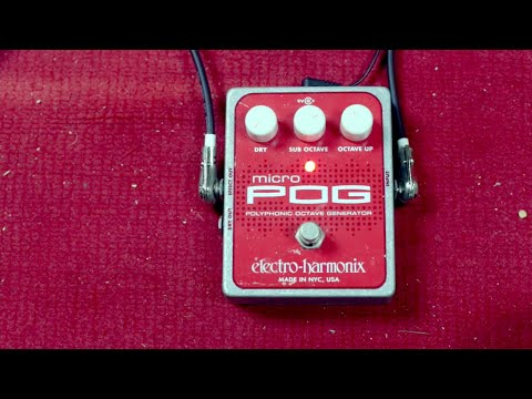Electro Harmonix Micro POG