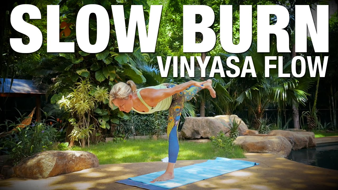 Slow Burn Yoga Class - Five Parks Yoga