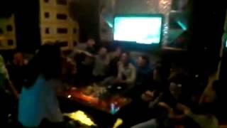 Vầng Trăng Khóc version karaoke ::))