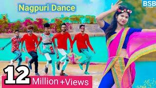 Hawa Me Udela😍 NEW NAGPURI SADRI DANCE VIDEO 2019😎 Santosh Daswali😁 BSB Crew Jamshedpur