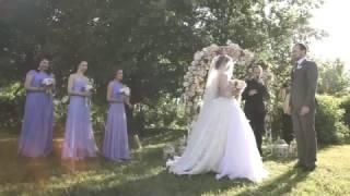 Свадьба в шатре Венеция в Москве
