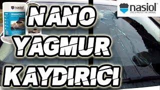 YAGMUR KAYDIRICI (NANO CAM KAPLAMA) EFSANE ÜRÜN   #DENEBAK