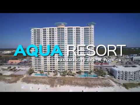 Aqua Resort Inium Panama City Beach Florida Real Estate For