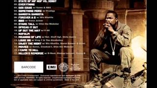 Xzibit - Napalm - FULL ALBUM