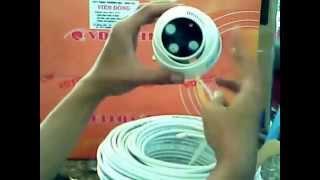 Repeat youtube video Hướng dẫn lắp đặt Hệ thống Camera quan sát
