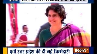 Priyanka Gandhi likely to fight 2019 Lok Sabha Polls from Rae Bareli seat