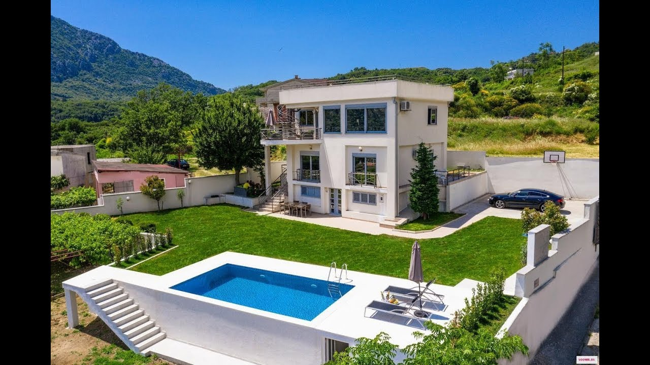 Виллы в черногории недвижимость во франкфурте на майне