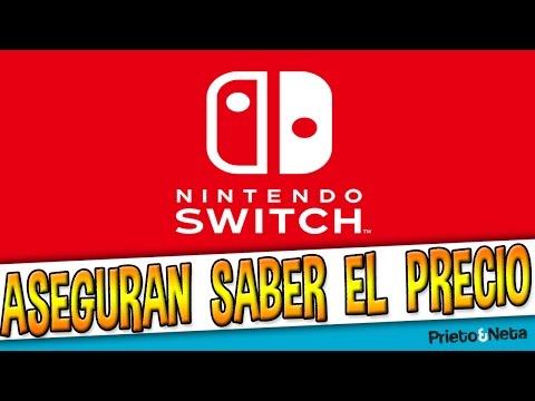 NINTENDO Switch: Nikkei asegura saber el precio de Nintendo Switch !!! (DETALLES)