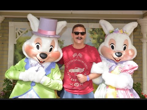 Easter At Walt Disney World | A Pretty Darn Magical Easter EGGstravaganza!