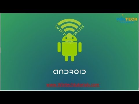 Android ADB Setting To Use Mobile Device As Emulator Without USB Cable (No Root Required)