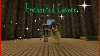 Enchanted Cavern Ep.7 [HEROBRINE!]