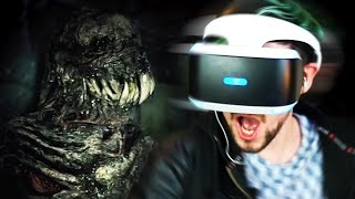 DON'T BITE MY FACE OFF | Resident Evil 7 Midnight
