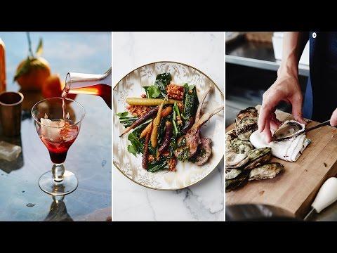 Interior Design – Top 10 Food Trends Of 2016