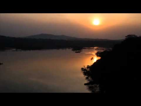 TimeLaps of the Nile  Janurary 2012