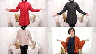 COATS:  Eddie Bauer, Abercrombie & Fitch, Free People (Autumn/Winter)
