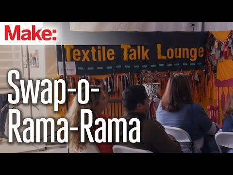 Swap-O-Rama-Rama Clothing Exchange