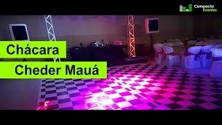 Chácara Cheder Mauá | Compacta  Eventos