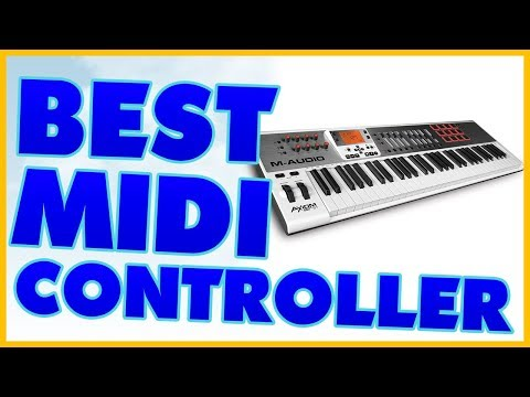 10 Best MIDI Controller Reviews 2017