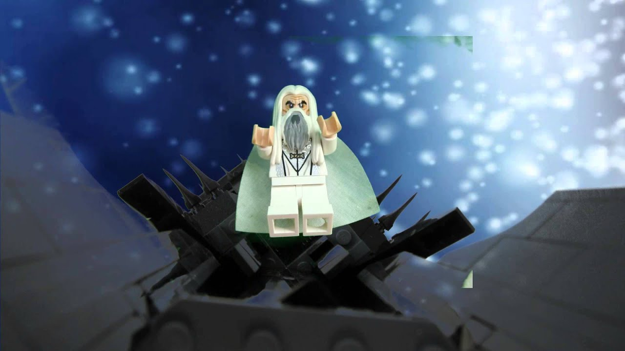 Saruman Vs Gandalf